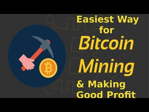 Easiest Way to Mine & Earn from Bitcoin – The best Cloud Mining