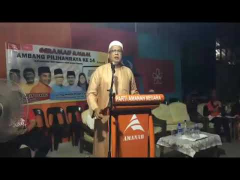 Jangan Sia-Siakan Undi Pru14~ TERKINI Mahfuz Omar