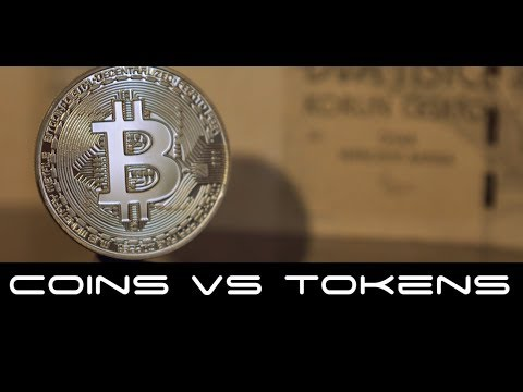 Coins vs Tokens – Cryptocurrency Difference – Tron a Token Probably Won't Be on Coinbase