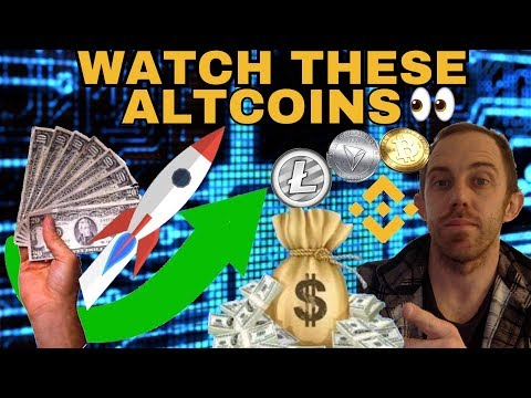What Altcoins To Keep Your Eyes On! – Binance Coin/Steem – Are You Investing Right Now? Altcoin News