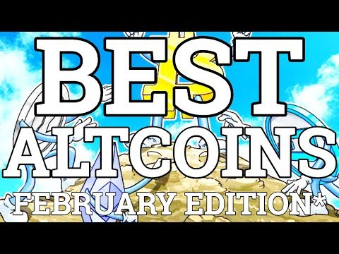 TOP 5 ALTCOINS/CRYPTOCURRENCY TO BUY FOR FEBRUARY 2018! INVEST IN UNDERVALUED CRYPTO! BTC, Binance?