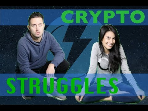 The Struggles Of Investing In Cryptocurrency (Bonus Blooper Footage)