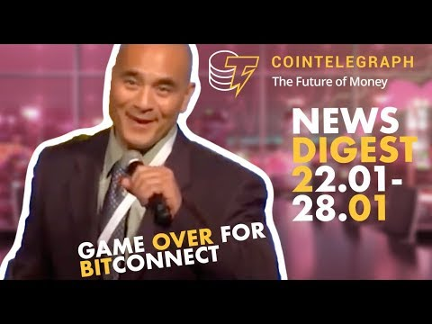 NEWS DIGEST | BITCONNECT IS DEAD, 50 CENT IS BITCOIN-RICH AND KFC IS ON BOARD