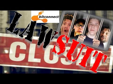 Where Is CryptoNick Now?! Top Bitconnect Promoters Class Action Lawsuit **SERIOUS**