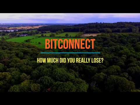 BITCONNECT | How Much Did You REALLY Lose? Millions?