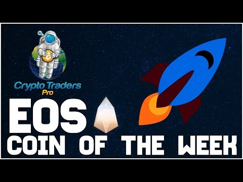 EOS – Coin of the Week – Full detailed  EOS Analysis