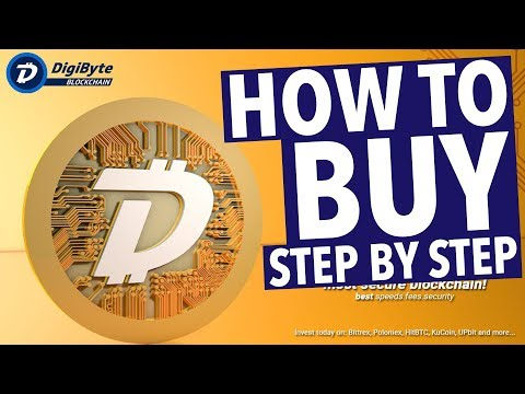 How To Buy DIGIBYTE EASY!