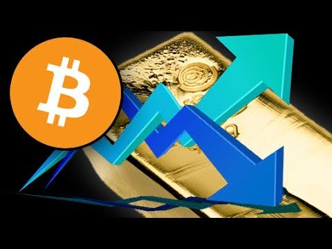 Bitcoin Too Volatile To Replace Gold!