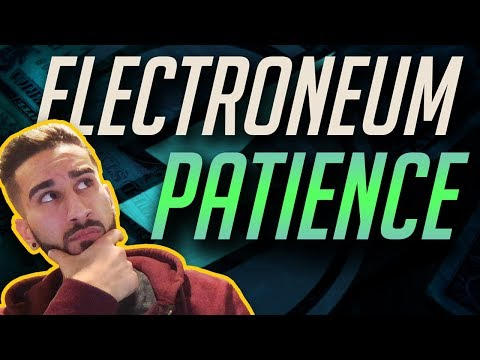 DONT SELL YOUR ETN! ELECTRONEUM UPDATE FROM MICHAEL STOLLAIRE – ELECTRONEUM ETN CRYPTOCURRENCY
