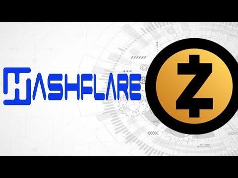 Vale a pena minerar Zcash na Hashflare? – #209