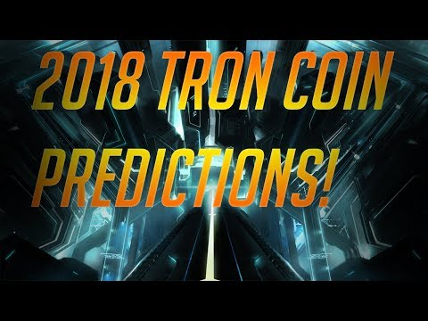 2018 TRON COIN PRICE PREDICTIONS! ONE DOLLAR???
