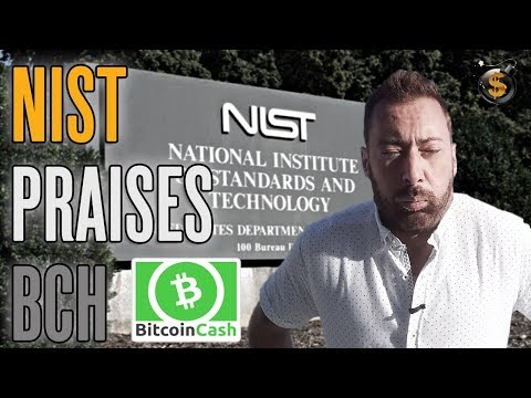 NIST Says Bitcoin Cash Is The Real Bitcoin… And It Is Making Me Sick – Jeff Berwick
