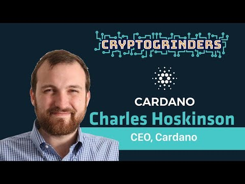 Live AMA with Charles Hoskinson (CEO, Cardano)