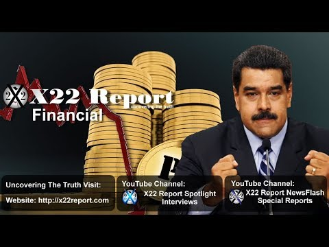 Venezuela Is Ready To Launch The Petros Cryptocurrency To Bypass The Dollar – Episode 1487a
