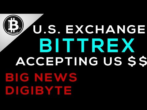 Digibyte Takes On Marketing Group, Bittrex Accepting USD 2018