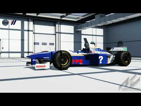 Concentration Required! – VRC's Williams FW19