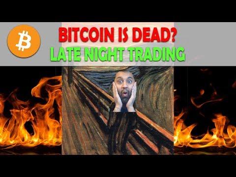 R.I.P Bitcoin? ($BTC)   Future of Cryptocurrency