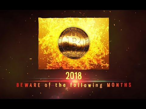 Bitcoin 2018, BEWARE the following Months…  Let's Not Forget SILVER!