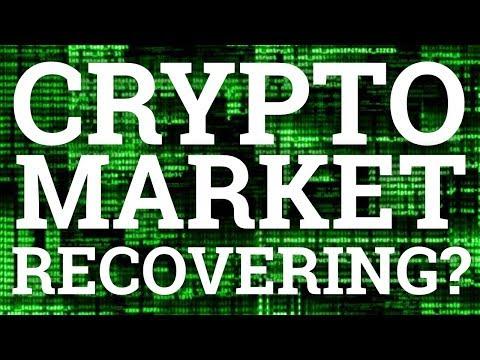 CRYPTO CRASH OVER? MARKET GREEN? TRON COIN MOON? BITCOIN PRICE PREDICTION 2018! CRYPTOCURRENCY NEWS