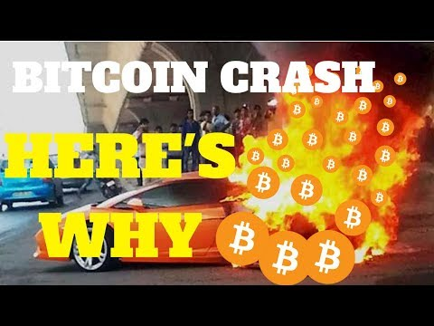 BITCOIN & CRYPTO FEB CRASH EXPLAINED!!