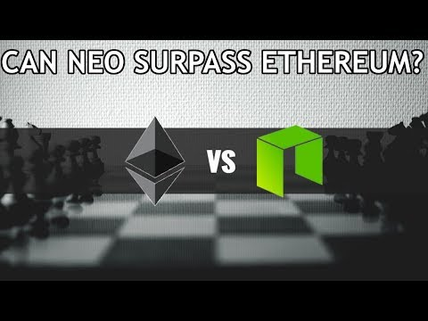 Can NEO Ever Surpass Ethereum?