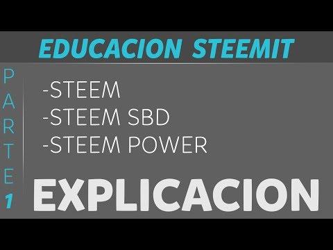 Educacion Steemit – Que es Steem?   Que es Steemit? Como Funcionan? PARTE 1