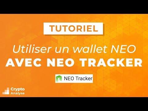 Tutoriels : Utiliser un Wallet NEO avec NEO-Tracker