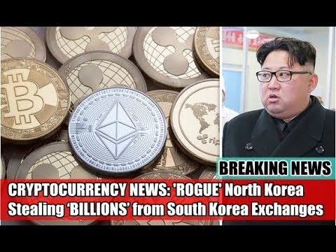 BREAKING NEWS TODAY, CRYPTOCURRENCY NEWS, NORTH KOREA NEWS, PRES TRUMP BREAKING NEWS