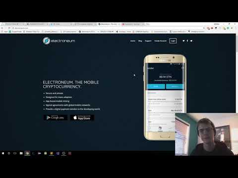 Electroneum Giveaway :)