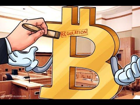 CFTC & SEC TALK CRYPTOCURRENCY & BITCOIN – Regulators Press U.S. Congress For More Regulations