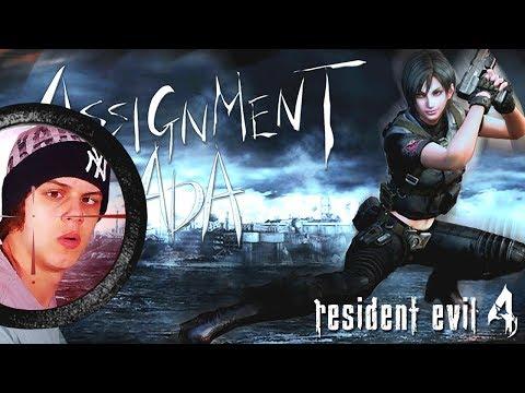 RESIDENT EVIL 4: 100% – ASSIGNMENT ADA #40 – Só na BALA!