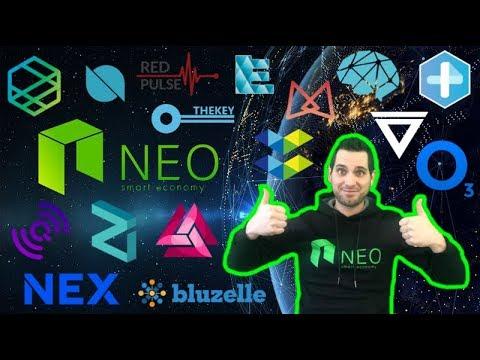 NEO DevCon Summary ? TNC DBC NEX TKY QLC DBC ZPT ZIL ELA EKO RPX LRC ENG ONT GAS