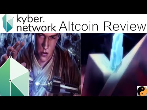 Kyber Network Crystals (KNC) Altcoin Review