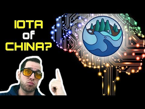 Is This Crypto The IOTA of China? | CPChain CPC | Internet Of Things (IoT) | Cyber Physical A.I.
