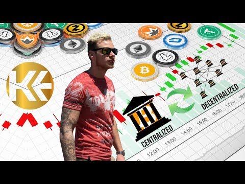 Zentrale vs. Dezentrale Exchanges ► TOP5 Dezentrale Börsen (Bitshares, 0x, EtherDelta,…)