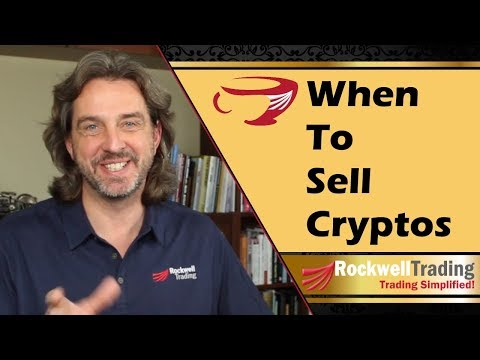 When to sell cryptocurrency