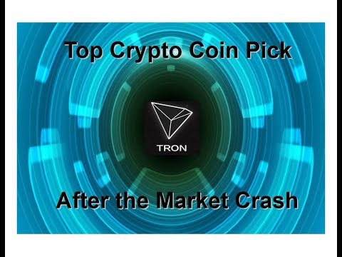 Tron: Top Crypto Coin Pick after Market Collapse (Episode 115)