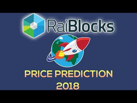 RaiBlocks Price Prediction, Analysis, Forecast (2018)