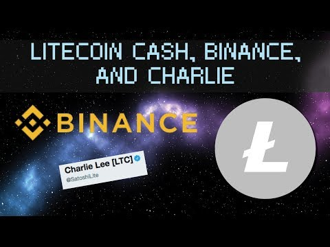 Binance Was Not Hacked, Litecoin Cash and Charlie Lee