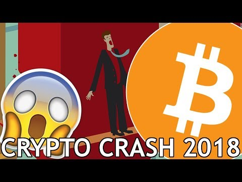 Why The Cryptocurrency Crash Was a GOOD Thing! (Cryptocurrency Crash 2018)