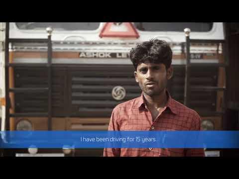 Ashok Leyland customer testimonial Delhi VRC logistics   2518