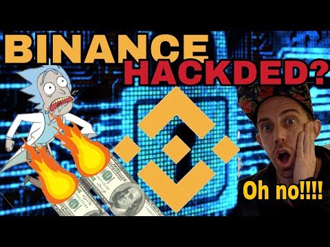 Binance Exchange Hacked? — 15% Of All Trade Volume For Crypto – 2-3 Billion of World's Trade Volume