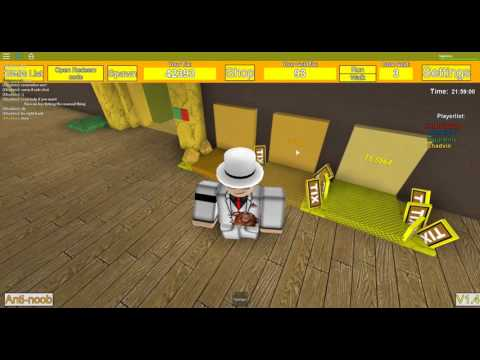 [ROBLOX: Tix Factory Tycoon] – Lets Play Ep 2 – WE HAVE GOLD!