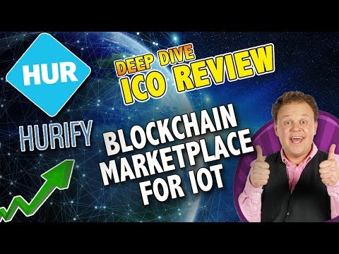 Blockchain Marketplace for IOT! – CryptoCurrency ICO – Hurify Review