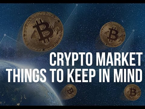 Cryptocurrency Market Behaviour? What You Need To Keep In Mind