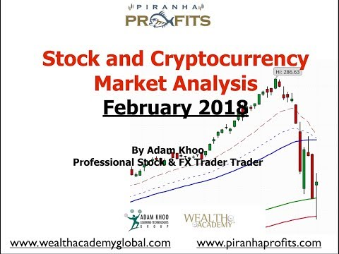 Stock Market and Cryptocurrency Market Analysis by Adam Khoo