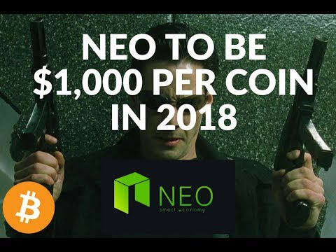 NEO is making BIG moves this year!!!!