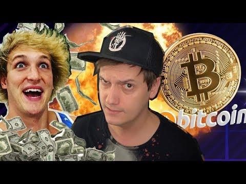 Logan Paul lernt NICHTS dazu… YouTube aber auch nicht – und BitCoin Mining mit Super-Computer!