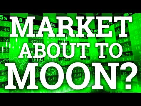 CRYPTOCURRENCY MARKET READY TO MOON? NO MORE FUD? NANO XRB RAIBLOCKS HACKED! CRASH NEWS + PREDICTION