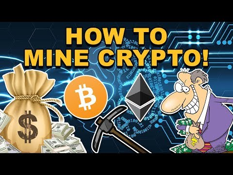 How to Mine CryptoCurrency! – Mining Bitcoin – Mining Ethereum – Mining Zoin – Crypto Mining